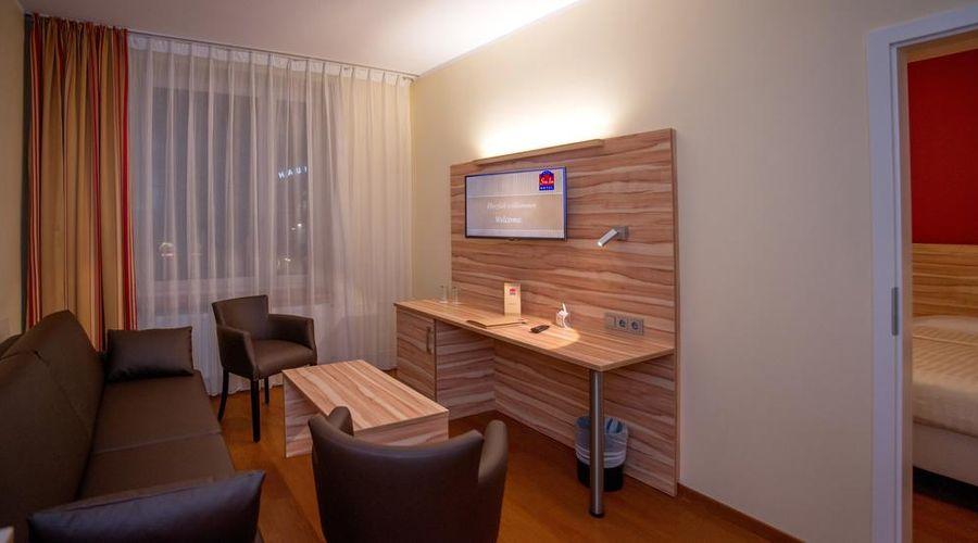 Star Inn Hotel Premium Bremen Columbus, by Quality-14 of 44 photos