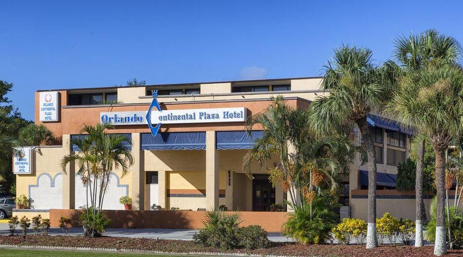 Orlando Continental Plaza Hotel-1 of 45 photos
