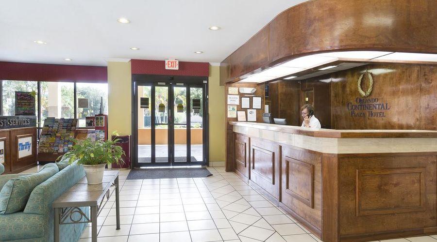 Orlando Continental Plaza Hotel-7 of 45 photos