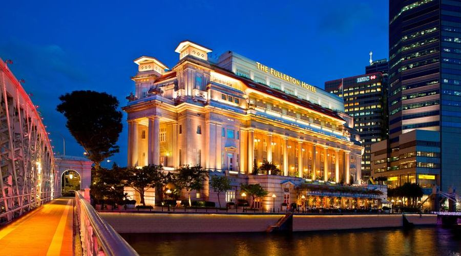 The Fullerton Hotel Singapore-1 of 45 photos