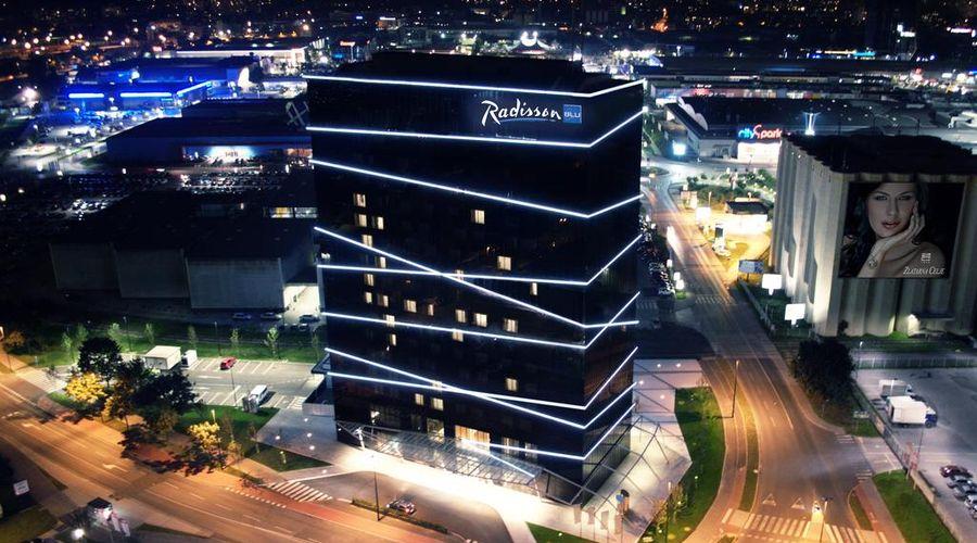 Radisson Blu Plaza Hotel Ljubljana-1 of 38 photos