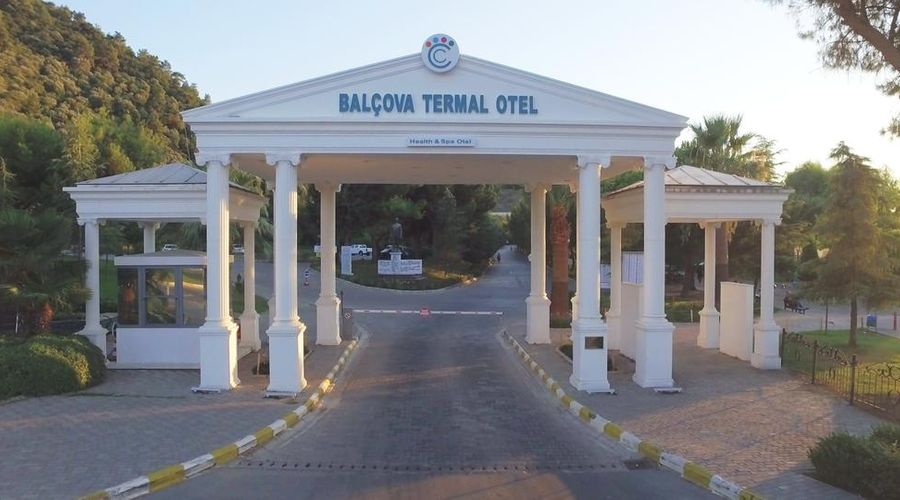 Balcova Thermal Hotel-8 of 45 photos