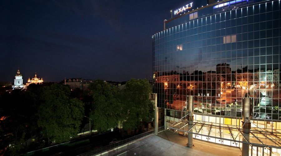 Hyatt Regency Kiev-19 of 38 photos