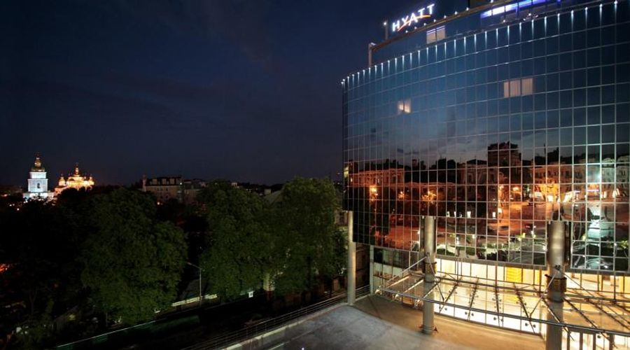 Hyatt Regency Kiev-20 of 38 photos