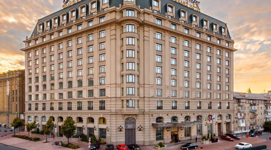 Fairmont Grand Hotel Kyiv-1 of 43 photos