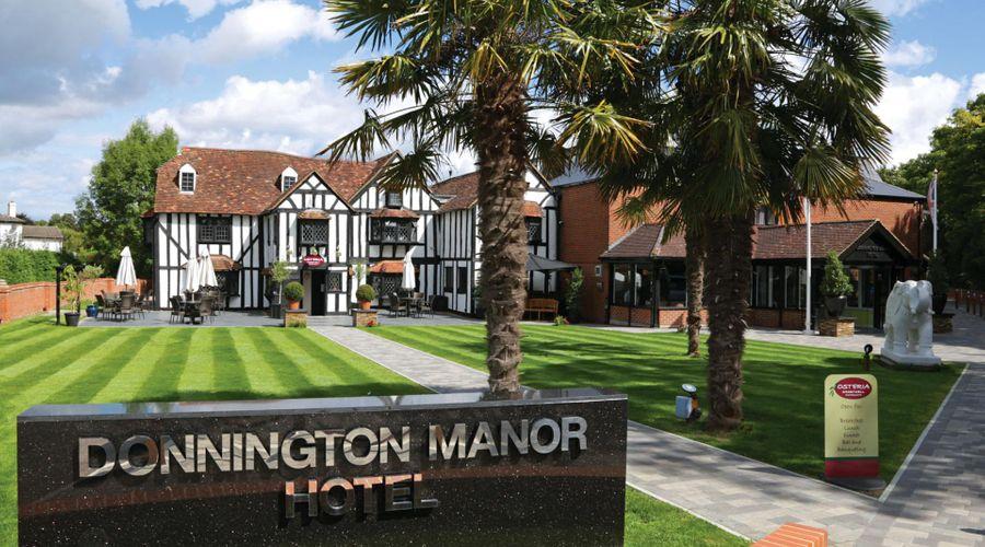 Donnington Manor Hotel-1 of 39 photos