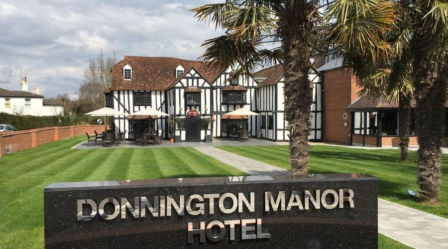 Donnington Manor Hotel-3 of 39 photos