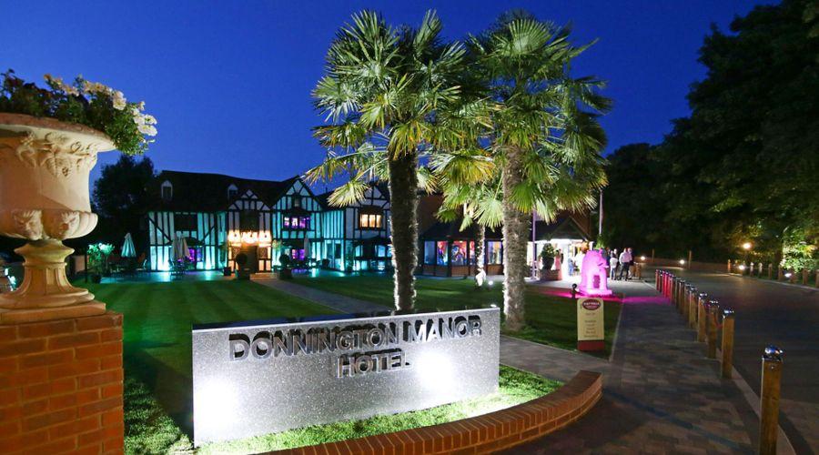 Donnington Manor Hotel-2 of 39 photos