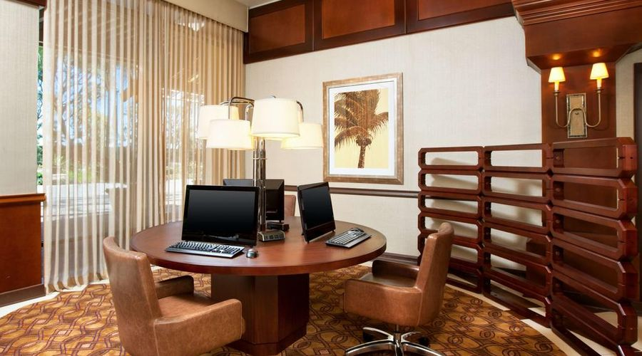 Sheraton Park Hotel at the Anaheim Resort-26 of 35 photos