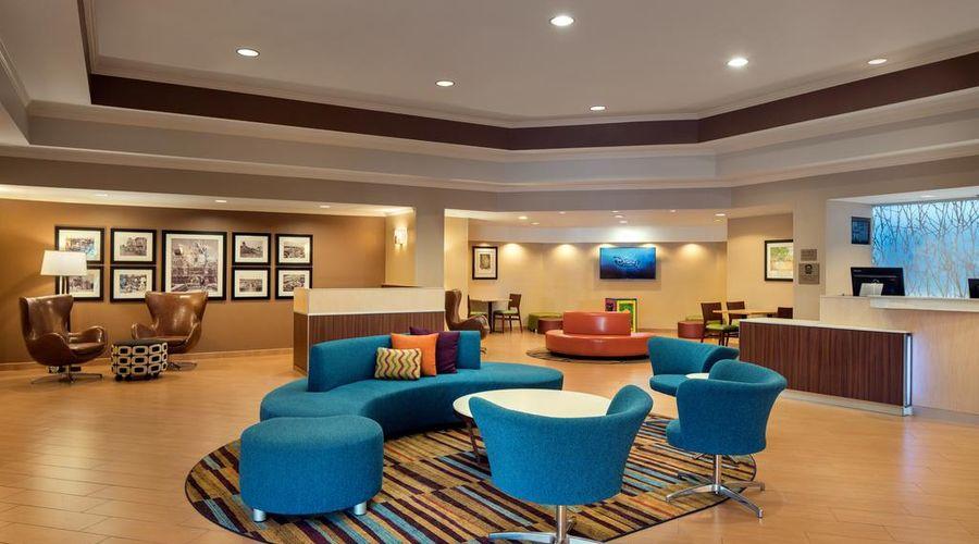 Anaheim Fairfield Inn by Marriott-14 of 33 photos