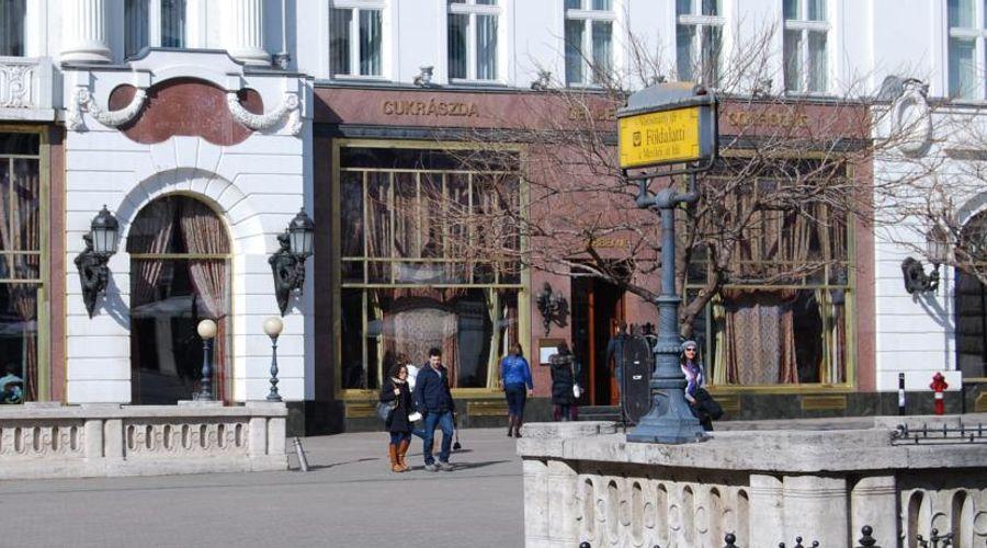 كمينسكي هوتل كورفينوس بودابست-25 من 44 الصور