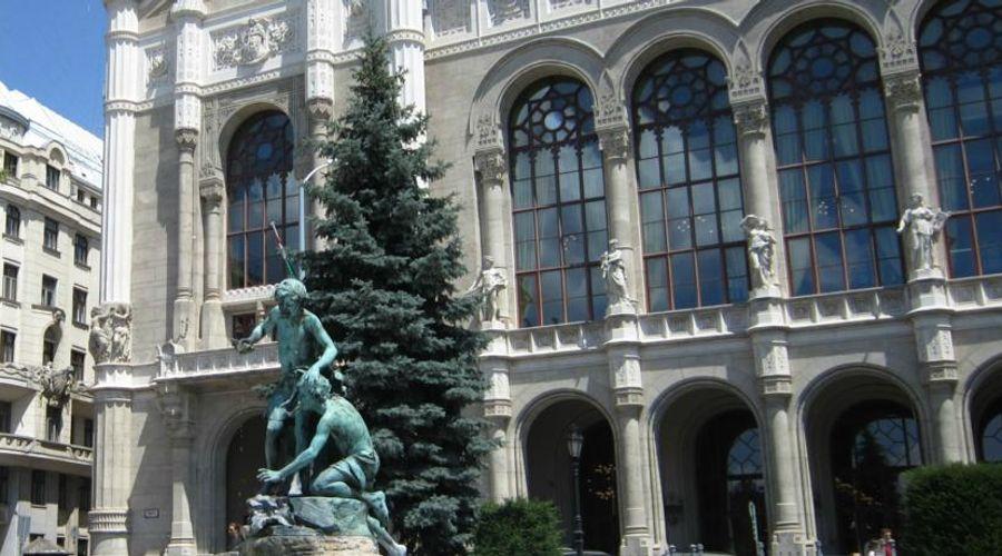 كمينسكي هوتل كورفينوس بودابست-26 من 44 الصور