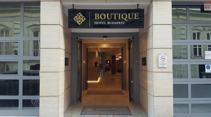 Boutique Hotel Budapest-1 of 54 photos
