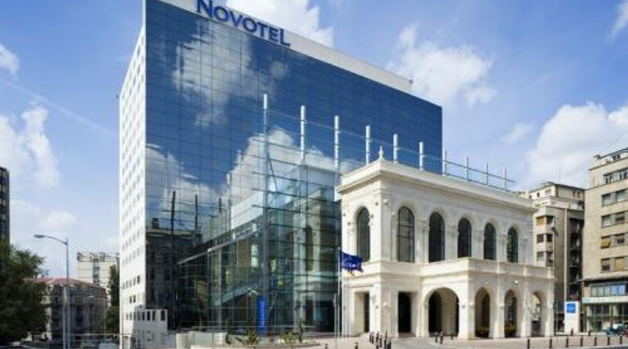 Novotel Bucharest City Centre-1 of 52 photos
