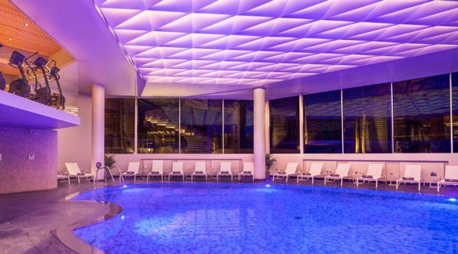 Crowne Plaza Hotel Bucharest-28 of 45 photos