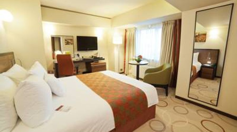 DoubleTree by Hilton Bucharest - Unirii Square-17 of 33 photos