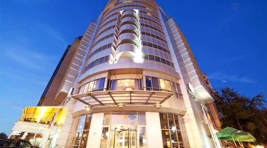 DoubleTree by Hilton Bucharest - Unirii Square-2 of 33 photos