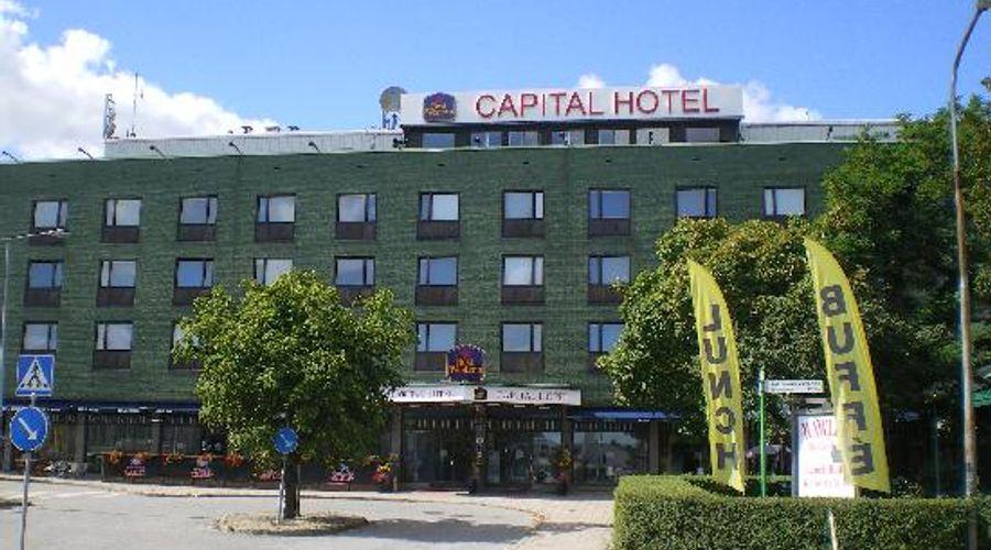 Best Western Capital Hotel-1 of 39 photos