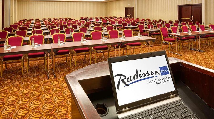 Radisson Blu Carlton Hotel, Bratislava-32 of 36 photos