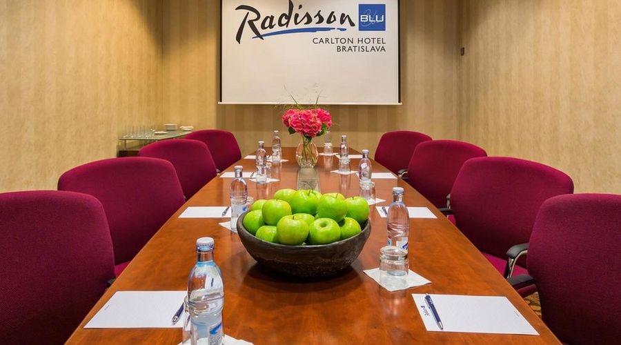Radisson Blu Carlton Hotel, Bratislava-33 of 36 photos