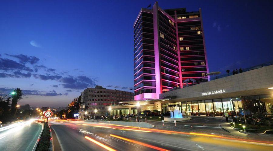 Grand Ankara Hotel & Convention Center-1 of 41 photos