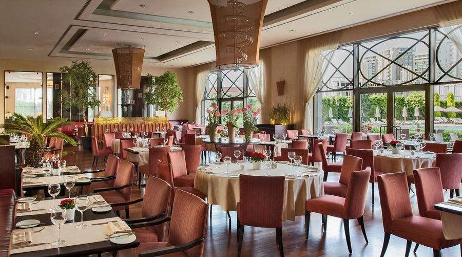 Istanbul Marriott Hotel Asia-22 of 40 photos