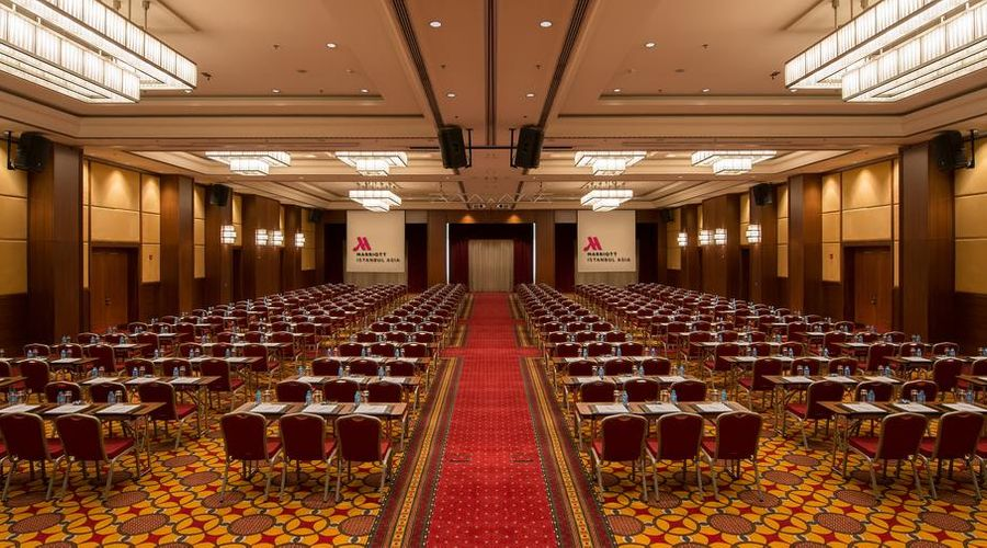 Istanbul Marriott Hotel Asia-24 of 40 photos