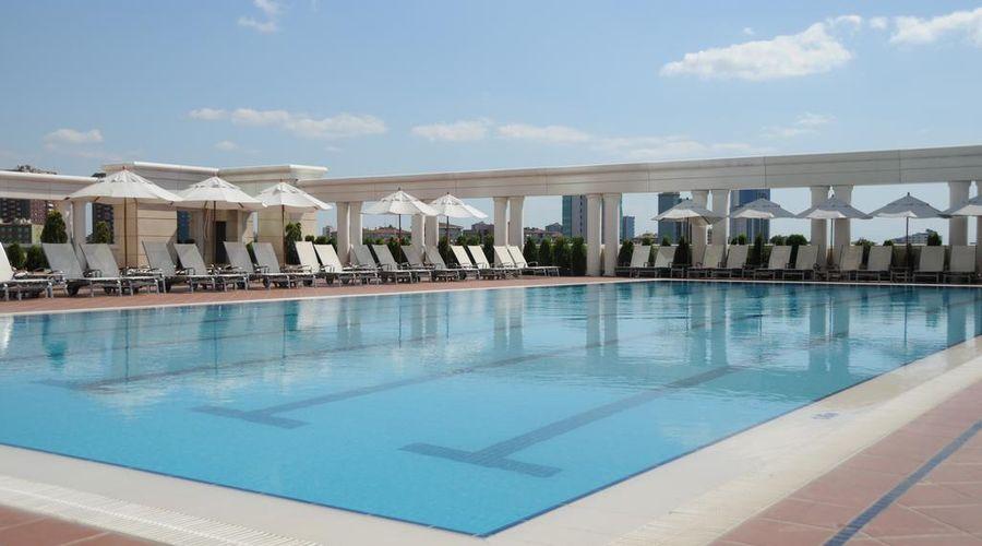 Istanbul Marriott Hotel Asia-40 of 40 photos
