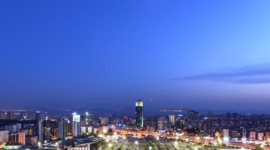 Istanbul Marriott Hotel Asia-43 of 40 photos