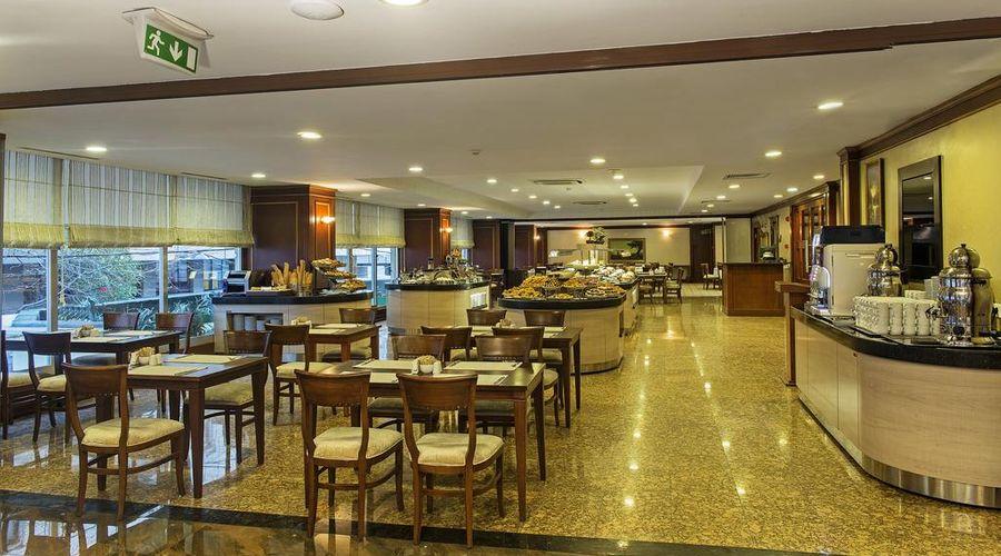 فندق وسبا جراند أوزتانيك تقسيم-3 من 39 الصور