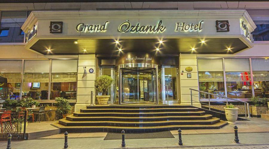فندق وسبا جراند أوزتانيك تقسيم-39 من 39 الصور