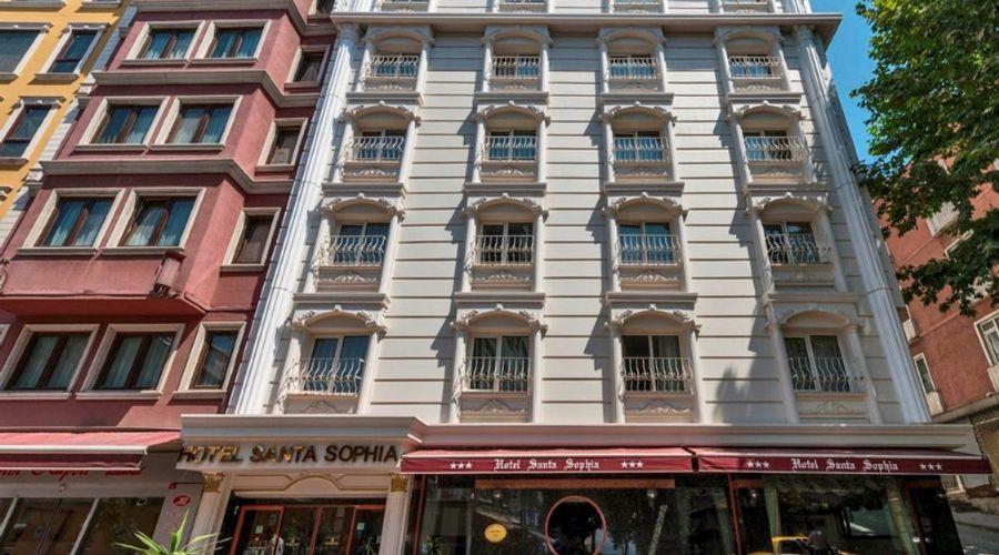 Hotel Santa Sophia-1 of 28 photos