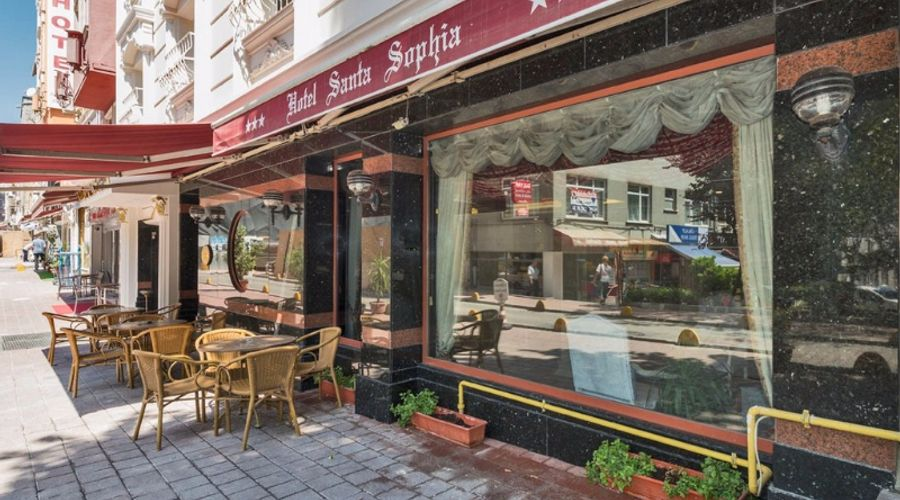 Hotel Santa Sophia-2 of 28 photos