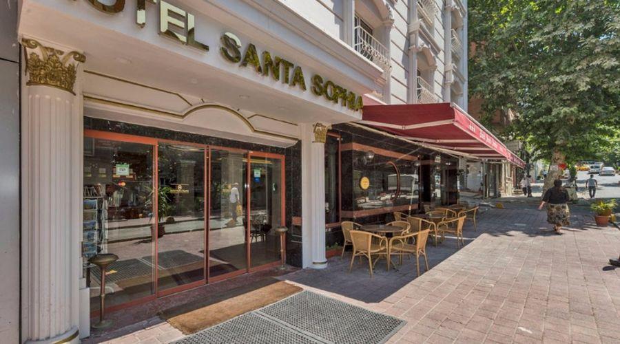 Hotel Santa Sophia-3 of 28 photos