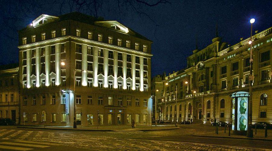 987 Design Prague Hotel-1 of 27 photos
