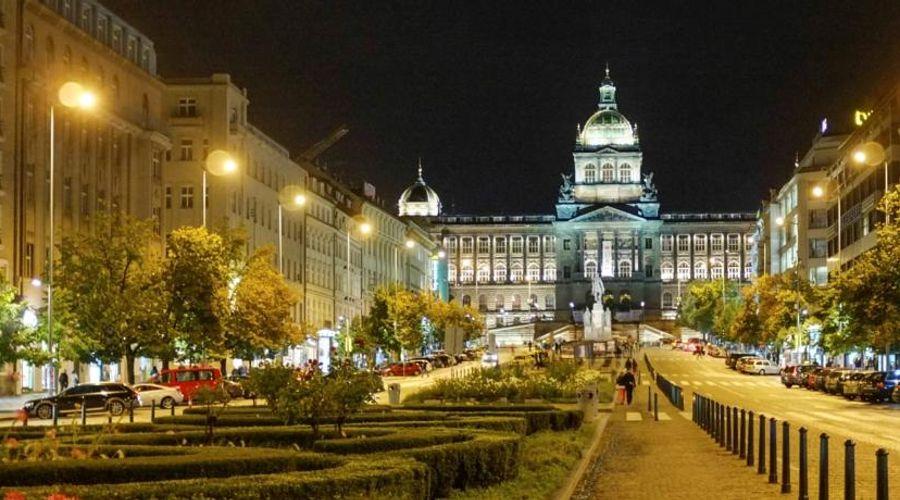 Esplanade Hotel Prague-29 of 35 photos