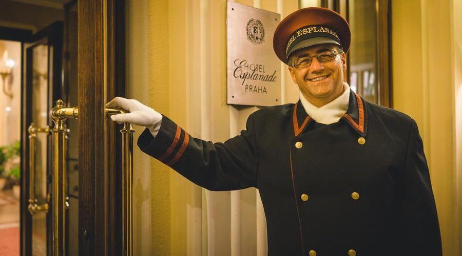 Esplanade Hotel Prague-8 of 35 photos