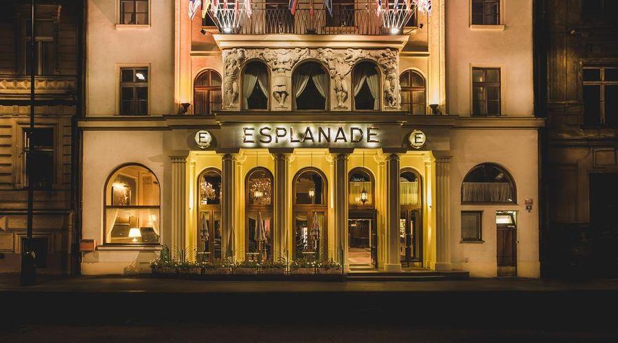 Esplanade Hotel Prague-9 of 35 photos
