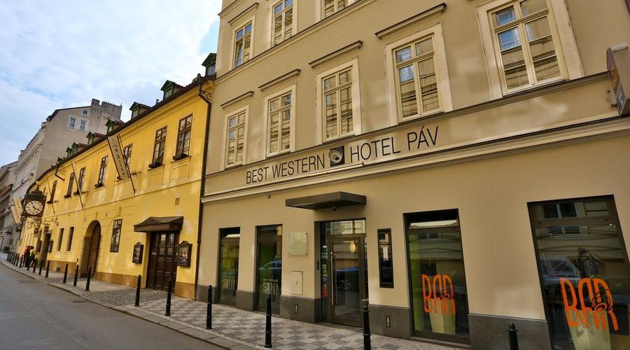 Hotel Pav-18 of 34 photos