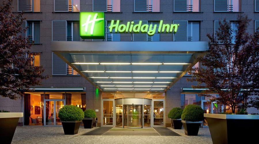 Holiday Inn Prague Congress Centre-6 of 29 photos