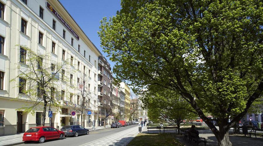 Clarion Hotel Prague City-1 of 38 photos