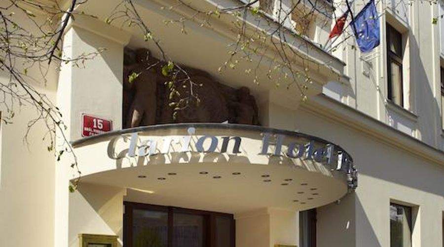 Clarion Hotel Prague City-3 of 38 photos