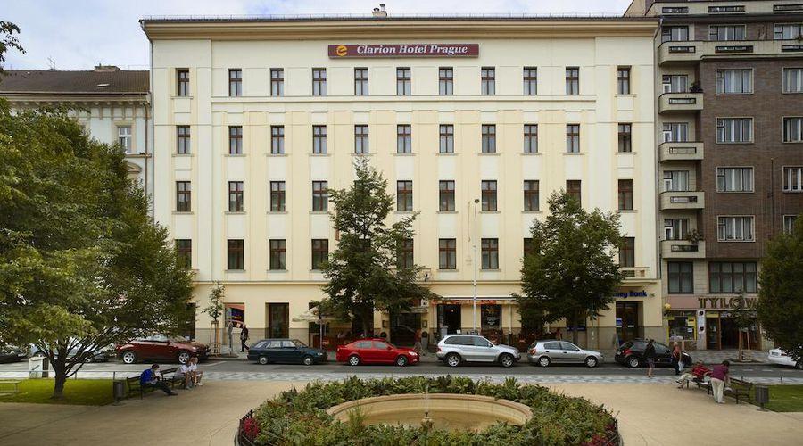 Clarion Hotel Prague City-2 of 38 photos