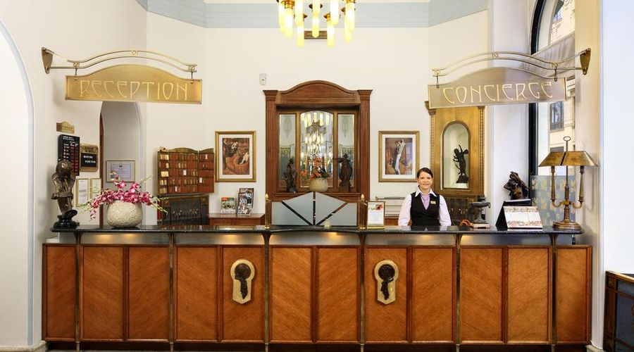 Hotel Paris Prague-12 of 56 photos