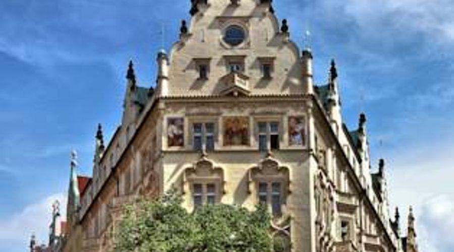 Hotel Paris Prague-28 of 56 photos