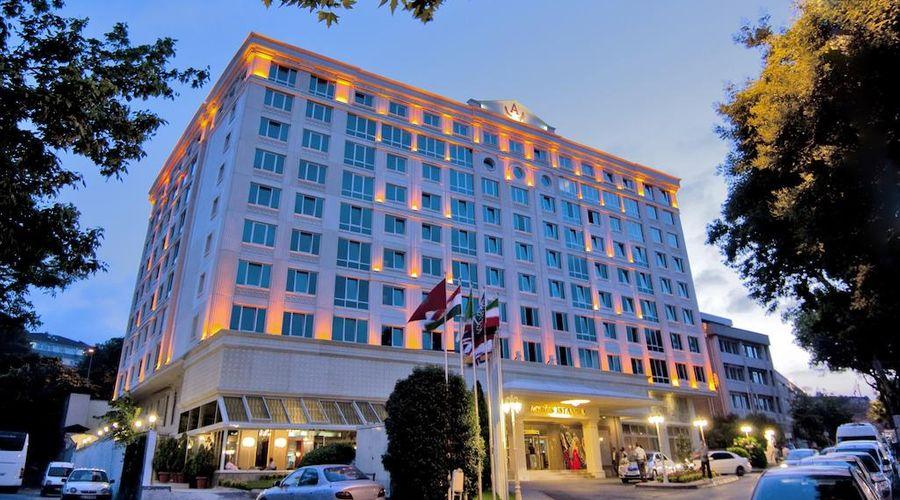 Akgun Istanbul Hotel-1 of 36 photos