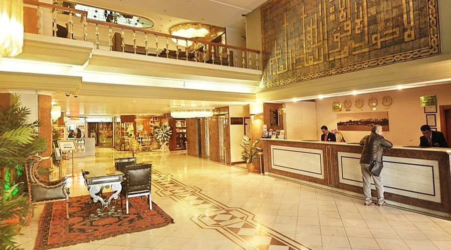Akgun Istanbul Hotel-9 of 36 photos