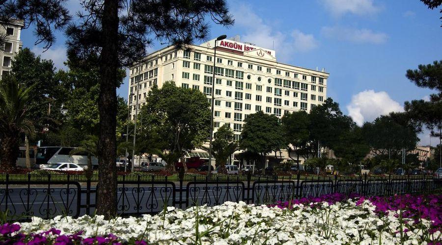 Akgun Istanbul Hotel-44 of 36 photos