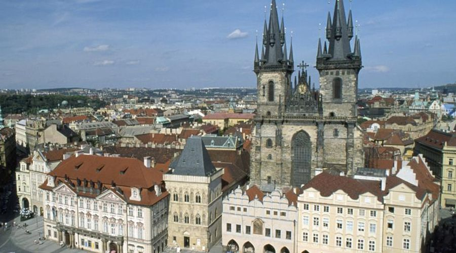 Ventana Hotel Prague-42 of 52 photos