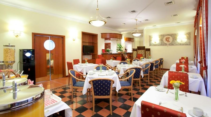 Hotel Tivoli Prague-19 of 25 photos